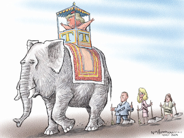 Cartoonist Nick Anderson  Nick Anderson's Editorial Cartoons 2017-05-14 cleanup