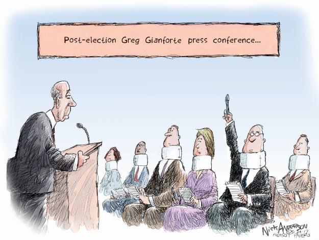 Nick Anderson  Nick Anderson's Editorial Cartoons 2017-05-26 congressman