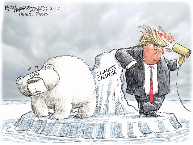 Nick Anderson  Nick Anderson's Editorial Cartoons 2017-06-02 administration