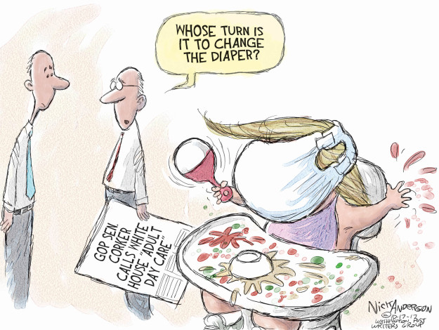 Nick Anderson  Nick Anderson's Editorial Cartoons 2017-10-17 day