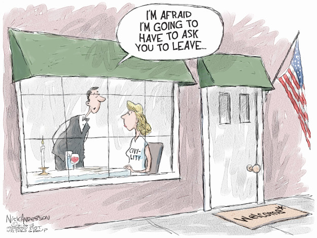 Nick Anderson  Nick Anderson's Editorial Cartoons 2018-06-27 immigration