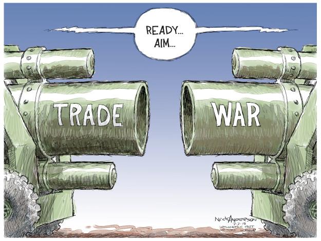 Nick Anderson  Nick Anderson's Editorial Cartoons 2018-07-03 import