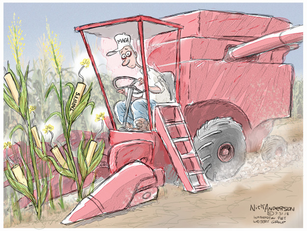 Nick Anderson  Nick Anderson's Editorial Cartoons 2018-07-31 import