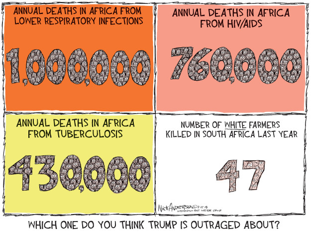 Cartoonist Nick Anderson  Nick Anderson's Editorial Cartoons 2018-08-25 illness