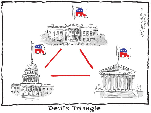 Devils Triangle.