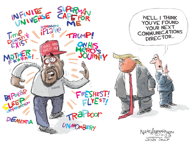 Cartoonist Nick Anderson  Nick Anderson's Editorial Cartoons 2018-10-13 cabinet