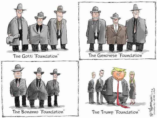 Cartoonist Nick Anderson  Nick Anderson's Editorial Cartoons 2018-12-19 family