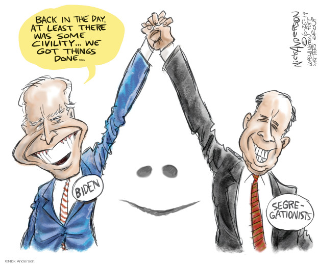 Nick Anderson  Nick Anderson's Editorial Cartoons 2019-06-25 democrat