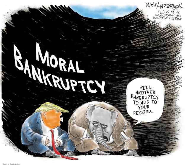 Nick Anderson  Nick Anderson's Editorial Cartoons 2019-10-14 congressional leadership