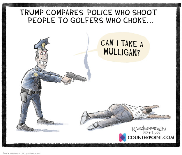 Nick Anderson  Nick Anderson's Editorial Cartoons 2020-09-03 matter
