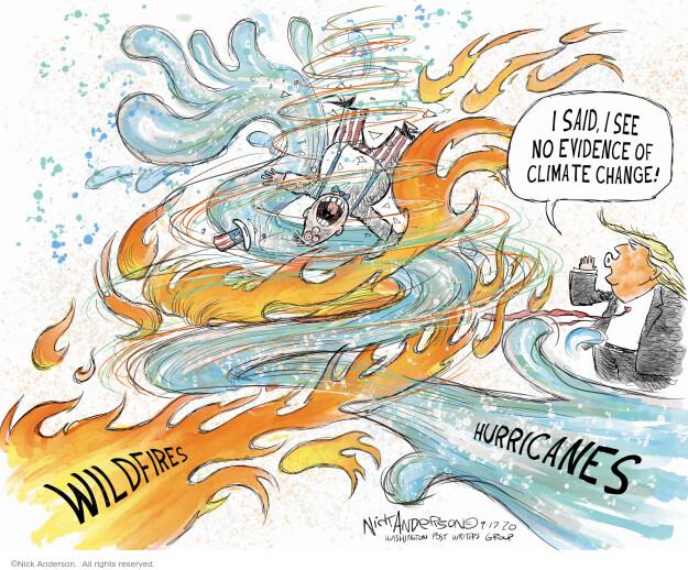 Nick Anderson  Nick Anderson's Editorial Cartoons 2020-09-17 Donald Trump