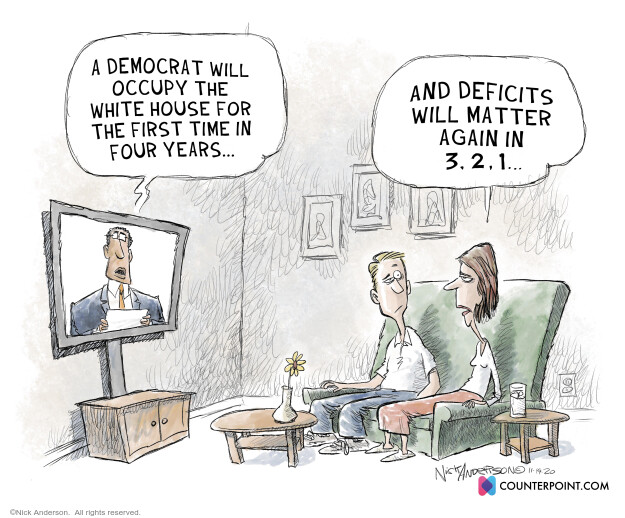 Nick Anderson  Nick Anderson's Editorial Cartoons 2020-11-20 matter