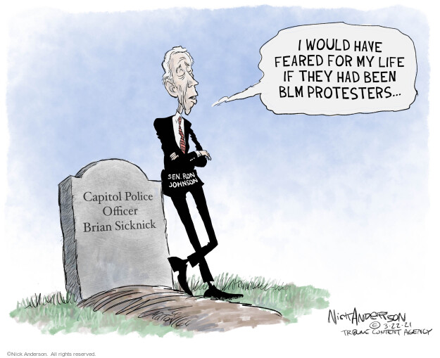 Nick Anderson  Nick Anderson's Editorial Cartoons 2021-03-22 matter