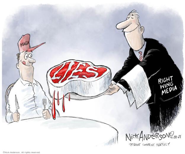 Nick Anderson  Nick Anderson's Editorial Cartoons 2021-04-28 Donald