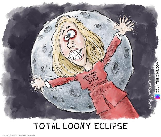 Nick Anderson  Nick Anderson's Editorial Cartoons 2021-05-26 congressional