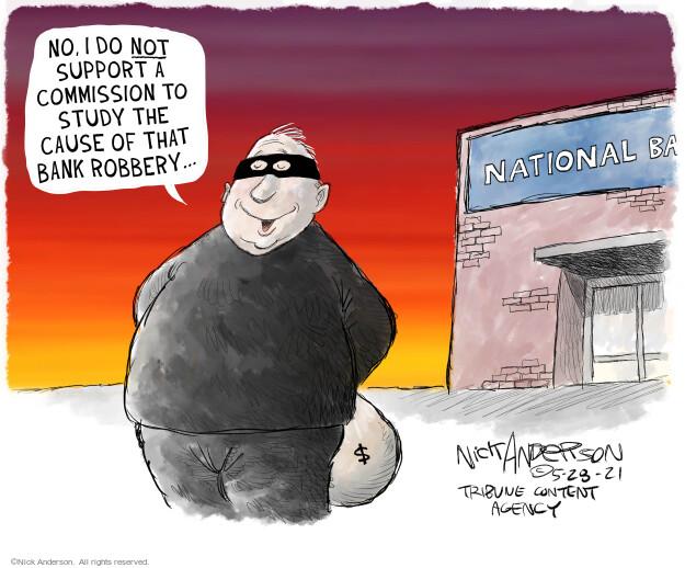 Nick Anderson  Nick Anderson's Editorial Cartoons 2021-05-28 insurrection