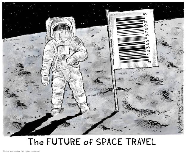 Nick Anderson  Nick Anderson's Editorial Cartoons 2021-07-12 Nick Anderson