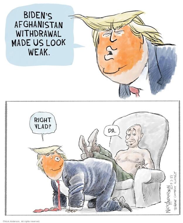 Nick Anderson  Nick Anderson's Editorial Cartoons 2021-09-03 violence