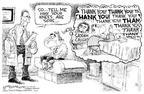 Cartoonist Nick Anderson  Nick Anderson's Editorial Cartoons 2003-12-19 catch