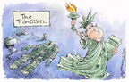 Cartoonist Nick Anderson  Nick Anderson's Editorial Cartoons 2005-01-26 Abraham Lincoln