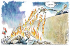 Cartoonist Nick Anderson  Nick Anderson's Editorial Cartoons 2005-03-02 assassination