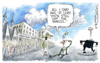 Cartoonist Nick Anderson  Nick Anderson's Editorial Cartoons 2005-05-10 baseball