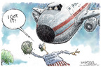 Cartoonist Nick Anderson  Nick Anderson's Editorial Cartoons 2005-05-12 catch