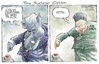 Cartoonist Nick Anderson  Nick Anderson's Editorial Cartoons 2005-05-20 North Korea