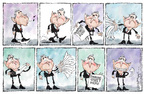 Cartoonist Nick Anderson  Nick Anderson's Editorial Cartoons 2005-06-14 invasion