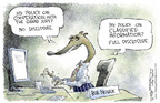 Cartoonist Nick Anderson  Nick Anderson's Editorial Cartoons 2005-07-08 classified