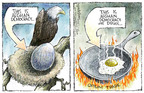 Cartoonist Nick Anderson  Nick Anderson's Editorial Cartoons 2005-07-17 heroin