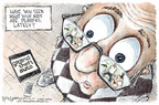 Cartoonist Nick Anderson  Nick Anderson's Editorial Cartoons 2005-07-22 explicit