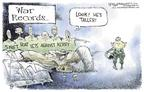 Cartoonist Nick Anderson  Nick Anderson's Editorial Cartoons 2004-08-18 Vietnam War