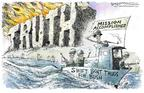 Cartoonist Nick Anderson  Nick Anderson's Editorial Cartoons 2004-08-24 Vietnam War
