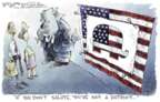 Cartoonist Nick Anderson  Nick Anderson's Editorial Cartoons 2004-08-31 elephant