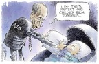 Cartoonist Nick Anderson  Nick Anderson's Editorial Cartoons 2004-09-15 Chechnya