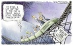 Cartoonist Nick Anderson  Nick Anderson's Editorial Cartoons 2004-09-29 economy
