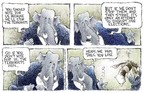 Cartoonist Nick Anderson  Nick Anderson's Editorial Cartoons 2004-09-30 2004 election