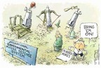 Cartoonist Nick Anderson  Nick Anderson's Editorial Cartoons 2004-10-13 North Korea