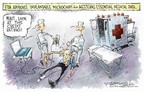 Cartoonist Nick Anderson  Nick Anderson's Editorial Cartoons 2004-10-15 credit rating