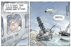 Cartoonist Nick Anderson  Nick Anderson's Editorial Cartoons 2005-10-12 Hurricane Katrina