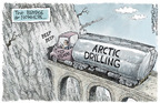 Cartoonist Nick Anderson  Nick Anderson's Editorial Cartoons 2005-12-23 wildlife