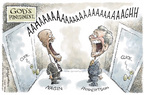 Cartoonist Nick Anderson  Nick Anderson's Editorial Cartoons 2006-01-20 Hurricane Katrina