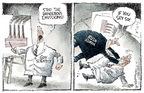 Cartoonist Nick Anderson  Nick Anderson's Editorial Cartoons 2006-01-31 science
