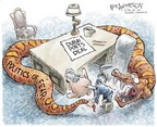 Cartoonist Nick Anderson  Nick Anderson's Editorial Cartoons 2006-03-02 circle