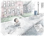Cartoonist Nick Anderson  Nick Anderson's Editorial Cartoons 2006-04-07 violence