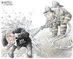Cartoonist Nick Anderson  Nick Anderson's Editorial Cartoons 2006-04-11 classified