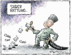Cartoonist Nick Anderson  Nick Anderson's Editorial Cartoons 2006-07-06 North Korea