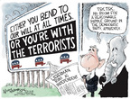 Cartoonist Nick Anderson  Nick Anderson's Editorial Cartoons 2006-08-18 divisive