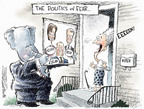 Cartoonist Nick Anderson  Nick Anderson's Editorial Cartoons 2006-09-21 divisive